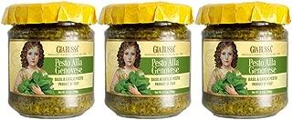 Gia Russa Pesto Alla Genovese 6. 3 oz (3 Pack)