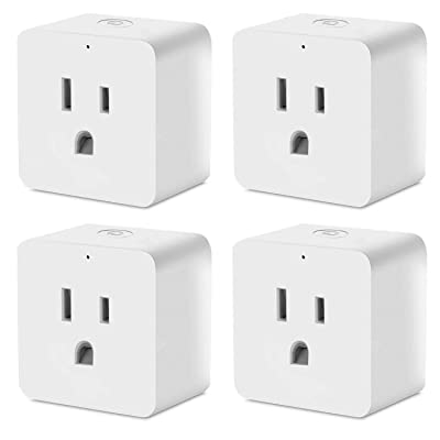 WIFI Smart Plug 4 Pack