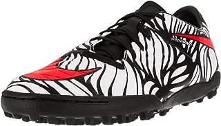 Men's Hypervenom Phelon II NJR Turf Black/Bright Crimson/White Shoes