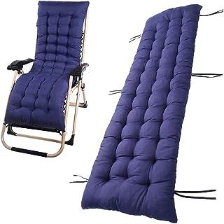 comprar comparacion Tumbona sillón reclinable y Lounge de almohadilla cojín Patio jardín hamaca al aire libre cubierta