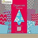 Avenue Mandarine–Papel Origami de Navidad