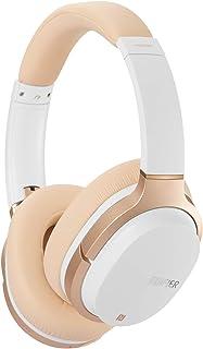 Edifier Auriculares W830BT con Bluetooth, Auriculares Inalámbricos sobre Oreja, Cascos Hi-Fi Estéreo con Micrófono y Contr...