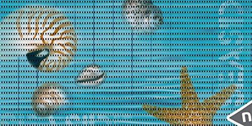 Hornschuch Bodenbelag Floor Comfort Weichschaum Matte Seaside Muschel Nautilus 65 breit Meterware