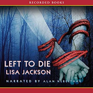 Left to Die audiobook cover art