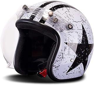 05b4c6f42f Adulto Casco de Motocicleta Modular con Gafas de máscara Removibles Hombres  Racing Casco de Motocross de