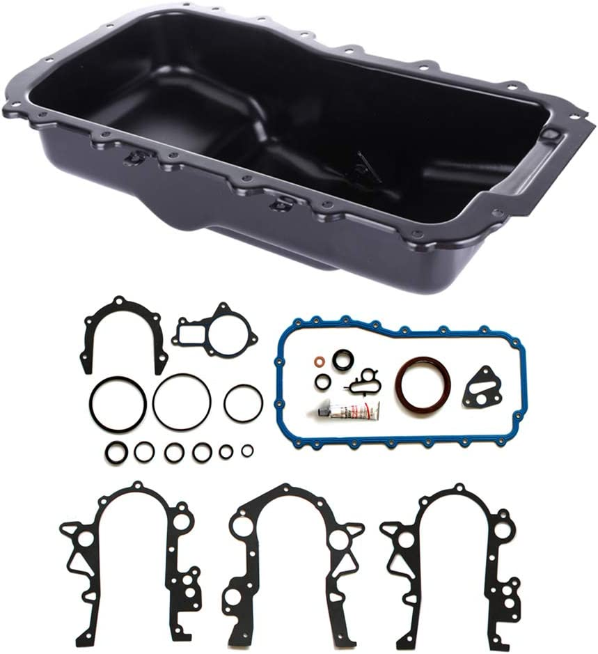 SCITOO Lower Conversion 5 ☆ very popular Gasket Oil Drain Set Max 77% OFF Replace Plug