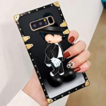 DISNEY COLLECTION Cell Phone Case Compatible for Galaxy Note 8 (2017) (6.3 Version) Mickey Mouse Michael Jackson
