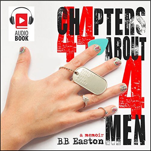 44 Chapters About 4 Men audiobook cover art