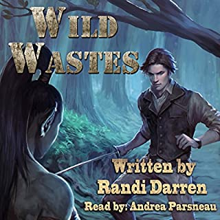 Wild Wastes audiobook cover art