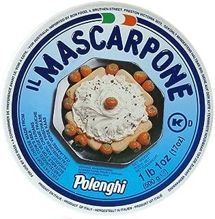 Polenghi, Mascarpone, 500 Gram