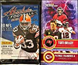 2012 Panini ABSOLUTE Football Card Factory SEALED Pack - Look for Russell Wilson, Ryan Tannehill, Andrew Luck, Nick Foles Rookie and Autograph Cards - Plus B... rookie card picture