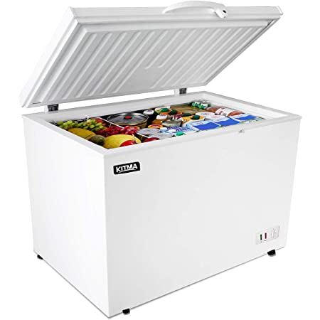 Danby 7.2 Cubic Feet Chest Freezer with Energy Efficient Foam Insulated Cabinet and Lid White