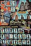 GB eye Ltd Doctor Who, Zeichen, Maxi Poster 61x 91,5cm,