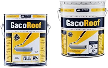GacoRoof GR1600 100% Silicone Roof Coating