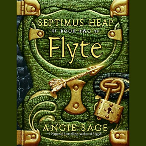 Flyte audiobook cover art