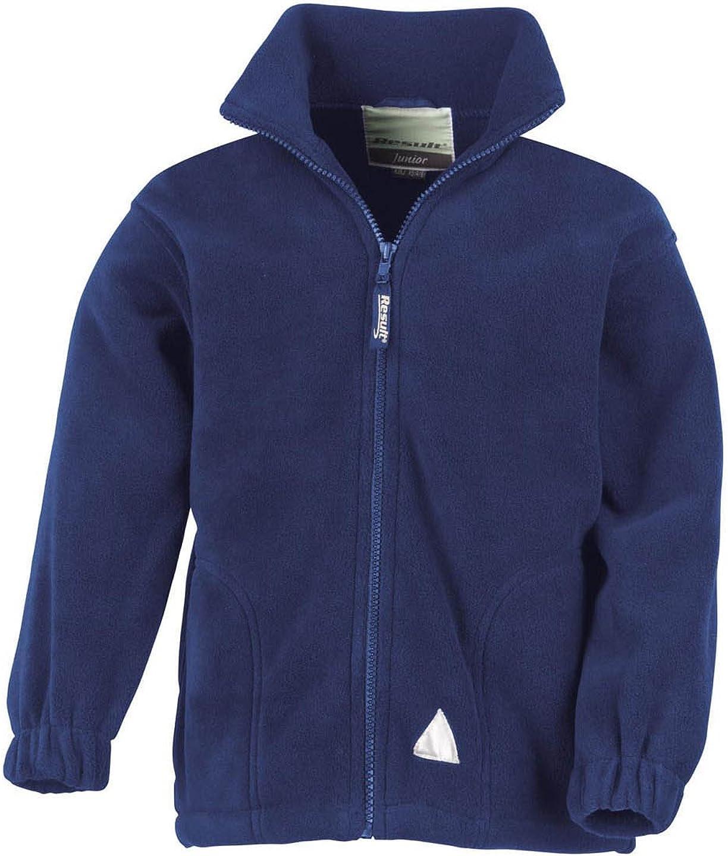 Result Kids/Youths Active Fleece Jacket