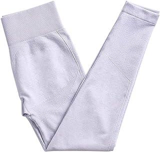 Apofly Femmes Leggings Pantalons de Yoga Femmes Sport Pantalons Gym Sport sans Couture Leggings Taille Haute de Remise en ...