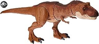 Jurassic World Thrash 'n Throw Tyrannosaurus Rex Figure