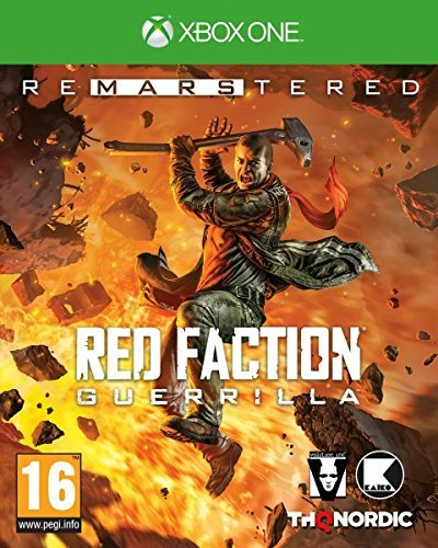 Xbox One Red Faction Guerrilla Re-Mars-tered