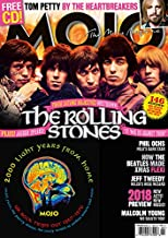 Mojo Magazine (February, 2018) The Rolling Stones Cover