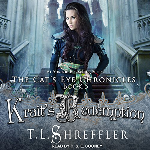 Krait's Redemption audiobook cover art