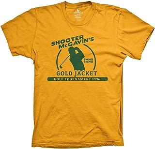 Guerrilla Tees Shooter McGavin Shirt Funny Golf Movie Tshirts
