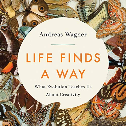 Life Finds a Way audiobook cover art