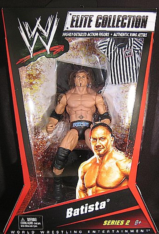 Batista Figur - WWE Elite 2