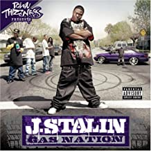 Gas Nation by J-Stalin (2008) Audio CD