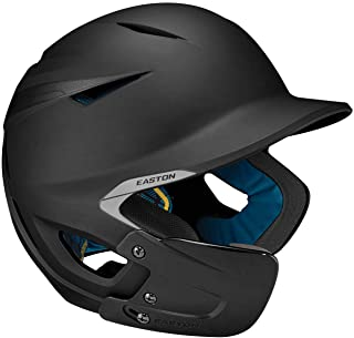 Easton PRO X Baseball Batting Helmet with JAW Guard Series, Select Left or Right Handed Batter, Matte Finish, 2021, Multi-...