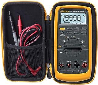 Aenllosi Hard Case for Fluke 87-V / 88V Digital Multimeter