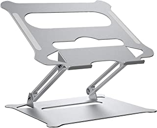 Sponsored Ad – Laptop Notebook Stand, Foldable Laptop Stands Adjustable Notebook Holder Aluminum Laptop Riser Ergonomic De...