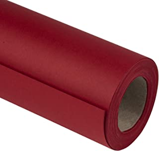 RUSPEPA Kraft Paper Roll - 30 inches x 32.8 feet - Recyclable Paper Perfect for Wrapping, Craft, Packing, Floor Covering, ...