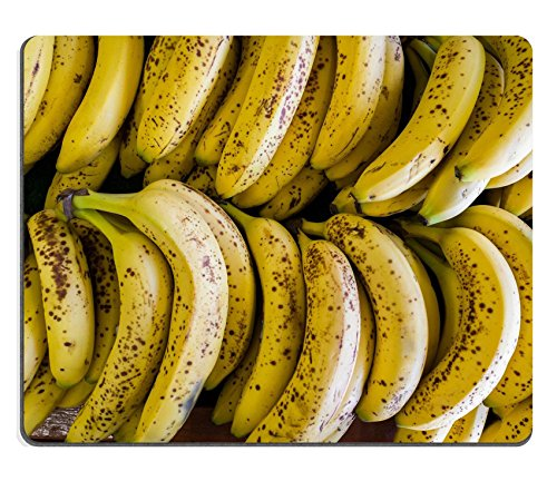 luxlady Gaming Mousepad Bild-ID: 24202857Close Up View von Reifen Bananen