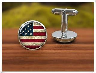 Somos Forever Family Gemelos de bandera americana, gemelos de Estados Unidos, gemelos de bandera personalizada, simbólico ...