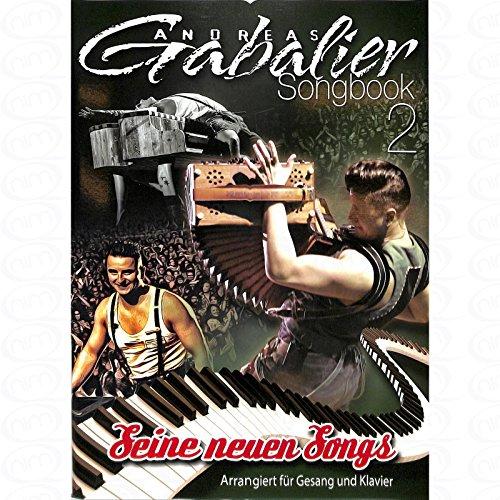 SONGBOOK 2 - arrangiert für Songbook [Noten/Sheetmusic] Komponist : Gabalier Andreas