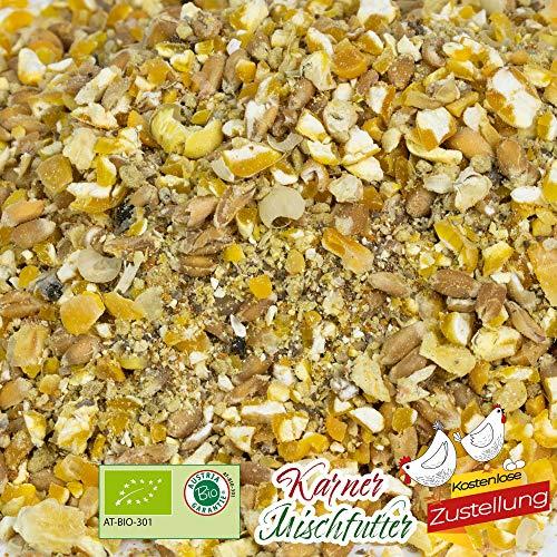 Bio Hühnerfutter 30 kg, vom Bio Hof - 2