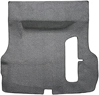 Factory Fit - ACC 1955-1957 Chevy Bel Air Trunk Carpet - Molded - Loop | Fits: 2DR, 4DR, Hardtop, Sedan, with Spare Tire Cutout, Molded
