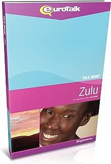 EuroTalk Talk More, Zulu