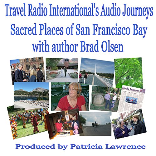 Sacred Places of San Francisco Bay audiobook cover art