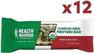Best health warrior superfood protein bar mint chocolate Reviews