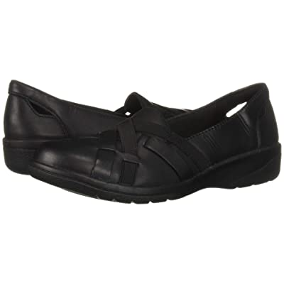 Clarks Cheyn Creek (Black Leather) Women