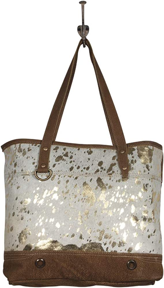 Myra Limited time sale Bags Largish Leather New product!! Tote