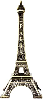 ART N HUB Metal Antique Monuments Eiffel tower Handicraft Decorative Spiritual Showpiece Figurine - Home Decore/Table/office