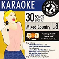 Karaoek: Mixed Country 8