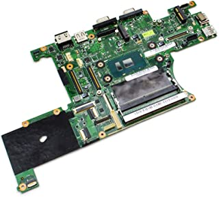 Intel Core i7-6600U 2.6GHz SR2F1 Processor Laptop Motherboard FY1VN 0FY1VN TW-0FY1VN for Dell Latitude 12 14 Rugged Series...