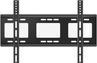 FGDSA Soporte de Pared para TV MAX VESA 600x400mm 37-80in Soporte de Pared para TV Fijo ultradelgado Proceso de pulverizac...