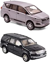 Amisha Gift Gallery® Pull Back Centy Toys New Innovo Cristiano with Fortura Car Combo Set for Kids