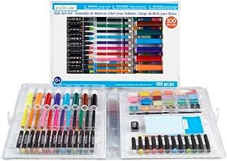 Arts & Crafts for Kids Supplies Set / Trousse De Material D'art Creatology 100 PC Art Set