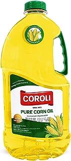 Coroli Pure Corn Oil, 3 litre